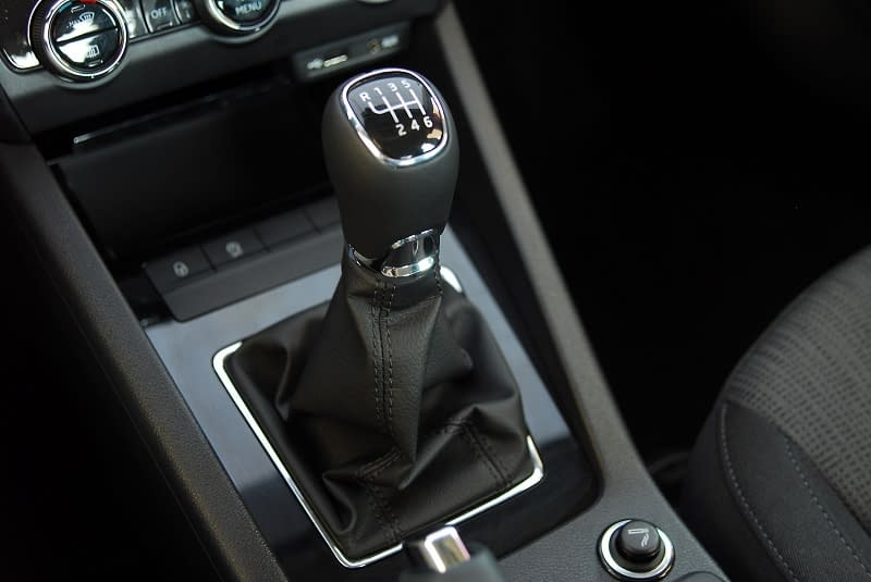 Manual gear shift eagle transmission